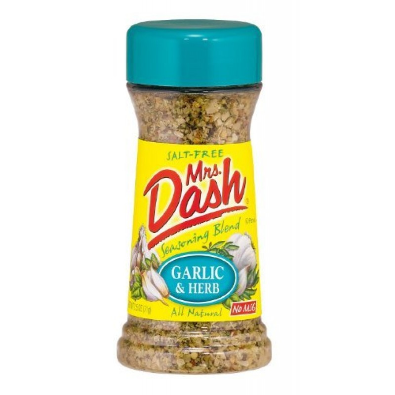 Are mrs dash seasonings gluten free