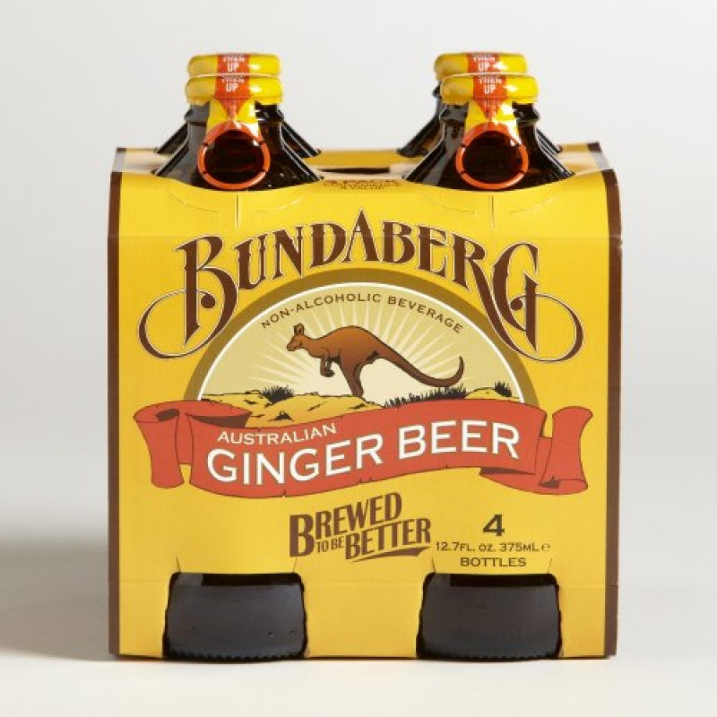how to open a ginger beer
