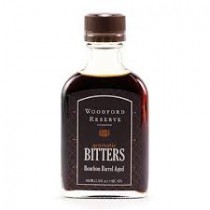 Bourbon Barrel Foods Woodford Reserve Aromatic Bitters; 100 ml. (3.38 oz.)