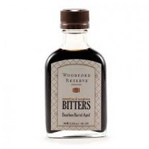 Bourbon Barrel Foods Woodford Reserve Sassafras & Sorghum Bitters; 100 ml. (3.38 oz)