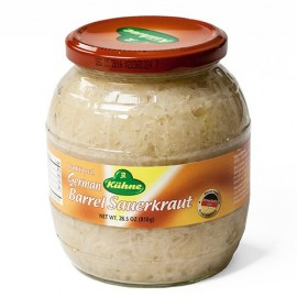 Barrel Sauerkraut (1.8 pound)