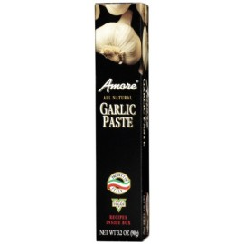 Amore Garlic Paste 3.2 Ounces