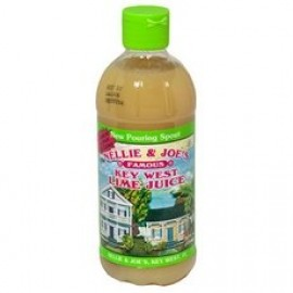 Nellie and Joe's Key West Lime Juice, 16oz Plastic