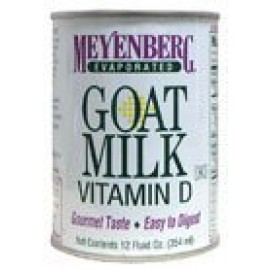 Meyenberg Evaporated Goat Milk  12 fl oz