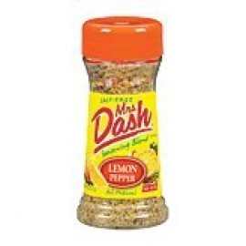 Mrs. Dash Lemon Pepper Salt Free Seasoning Blend (224613) 2.5 oz