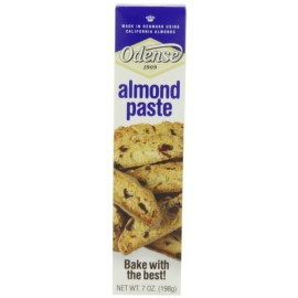 Odense Almond Paste, 7 Ounce Tube