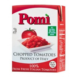 Pomi Chopped Tomatoes, 26.46 Ounce