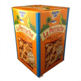 La Perruche Rough Cut Brown Sugar Cubes - 8.8 Ounces