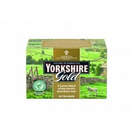 Taylors of Harrogate, Yorkshire Gold Tea, 40 Count Tea Bags