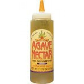 Madhava Organic, Agave Nectar Light, Squeeze Bottles, 11.75 oz