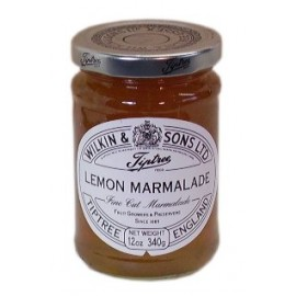 Tiptree Lemon Fine Cut Marmalade 12 oz