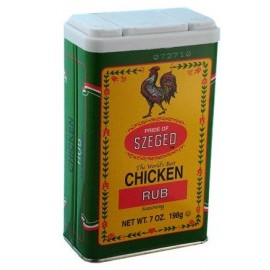 Szeged Chicken Rub Seasoning ( 5 oz )