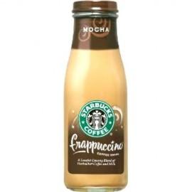 Starbucks frappuccino mocha 9.5 fl oz (Pack of 12)
