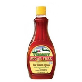 Vermont Sugar Free Syrup, 12-Ounce Bottles