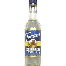 Torani, Syrup Sf Vanilla, 12.7 OZ