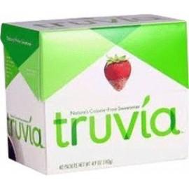 TruviaTM Sweetener 40ct carton