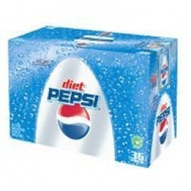 Diet Pepsi Cola  36-pack, 12 oz. cans