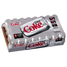 Coca Cola Diet Coke - 32/12 oz. cans