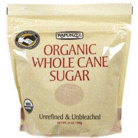 Rapunzel Organic Whole Cane Sugar 24 Ounces