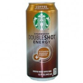 Starbucks Doubleshot, Energy+Coffee Drink, Coffee, 15 oz (Pack of 12)