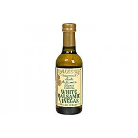 ALESSI WHITE BALSAMIC VINEGAR - 8.5 oz