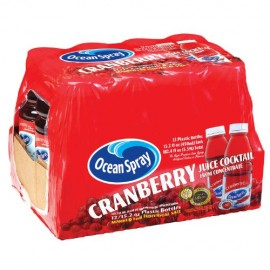 Ocean Spray Cranberry Juice - 12/15.2 oz.