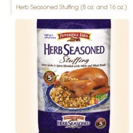 Pepperidge Farm Herb-Seasoned Stuffing 14-Oz. Bag