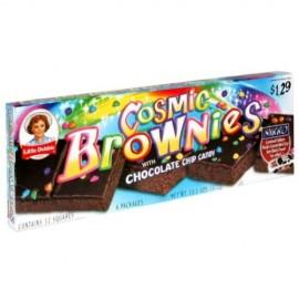 Little Debbie Cosmic Brownie; 6-packages of 12 squares