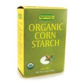 One 8 oz Rapunzel Pure Organic Corn Starch