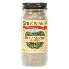 Spice Islands Beau Monde Seasoning, 3.5-Ounce