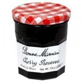 Bonne Maman, Cherry Preserve, 13 Ounce Jar