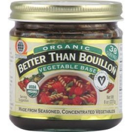 Better Than Bouillon, Vegetable Base, Organic, 8 oz.
