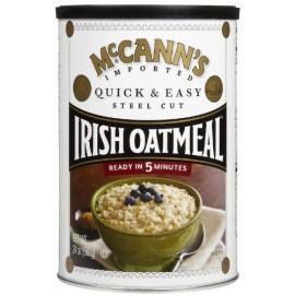 McCann's Irish Oatmeal Quick & Easy Steel Cut  24 oz