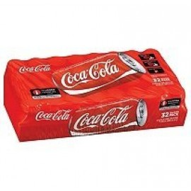 Coca Cola - 32/12 oz.