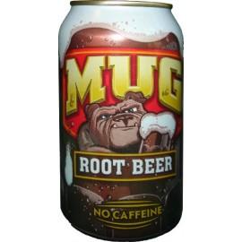 Mug Root Beer, 24-pack, 12 oz can
