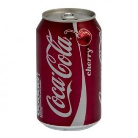 Coca Cola Cherry Coke, 24-pack, 12-Ounce Can