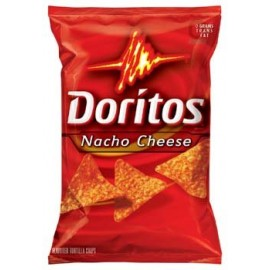Doritos Nacho Cheese Tortilla Chips 9.75 oz