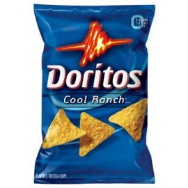 Doritos Cool Ranch Tortilla Chips 11.5 oz
