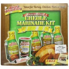 Tony Chachere 4-Pack Marinade Gift Set