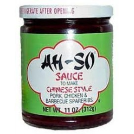 Ah So Chinese Rib Sauce 11.0 oz