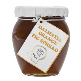 Dalmatia Fig Spread with Orange - 1 jar, 8.5 oz