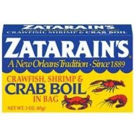 Zatarain's Crab Boil - 3oz. bag