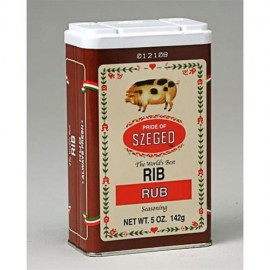 Szeged Rib Rub 5 oz.