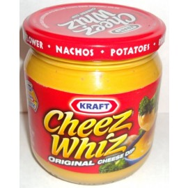 Cheez Whiz - Original Cheese Dip - 15 Oz Jar