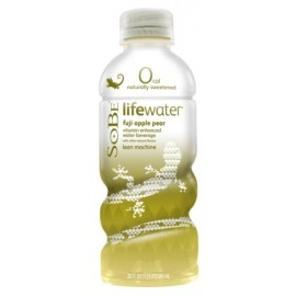 Sobe Lifewater, Fuji Apple Pear, 20 ounce (Pack of 12)