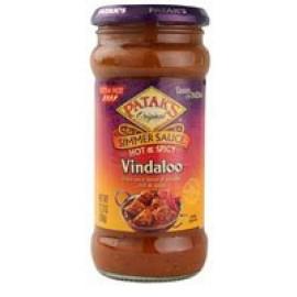 Patak's Simmer Sauce Vindaloo  12.3 oz