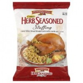 Pepperidge Farm, Cubed, Herb Seasoned Stuffing, 12oz Bag