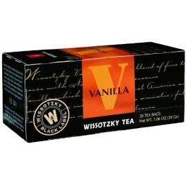 Wissotzky Tea Vanilla Tea / Box Of 20 Bags