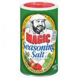 Chef Paul Prudhomme's Magic Seasoning Salt New Orleans Blend  7 oz