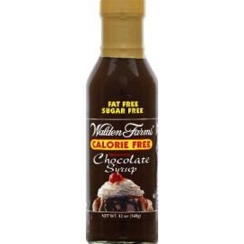 Walden Farms Calorie Free Chocolate Syrup  12 fl oz
